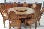 Bộ bàn ghế ăn nhà Chị Yến Quận 7, TP.HCM