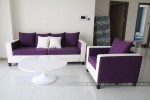 Bộ ghế sofa phòng khách nhà Anh Trọng Quận 2, TP.HCM