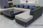 Bộ sofa phòng khách nhà Cô Thanh Thủ Đức, TP.HCM