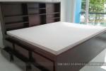 Giường ngủ có ngăn kéo nhà Cô Nga Tân Bình, TP.HCM