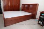 Giường ngủ có ngăn kéo nhà Chị Xuân Anh Quận 8, TP.HCM