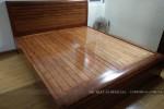 Giường ngủ gỗ Xoan đào nhà Chị Trầm Quận 9, TP.HCM