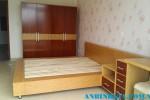 Giường ngủ kiểu nhật gỗ MDF Venner nhà Anh Quyền, Thủ Đức, TPHCM