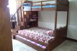 Giường tầng gỗ tự nhiên Sồi Mỹ nhà Anh Quang, Quận 2, TPHCM