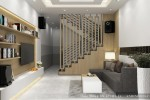 Nội thất phòng khách nhà Chị Thảo, Gò Vấp, TPHCM - lựa chọn 3
