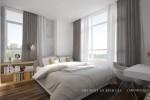 Phòng ngủ bé trai nhà anh Thi, Quận 6, TPHCM