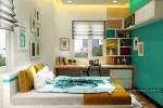 Phòng ngủ bé trai nhà Chị Lành, Gò Vấp, TPHCM