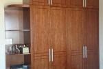 Tủ quần áo gỗ công nghiệp MDF Venner Xoan Đào nhà Chị Thúy, Gò Vấp, TPHCM