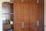 Tủ quần áo gỗ công nghiệp nhà Chị Thuý Gò Vấp, TP.HCM