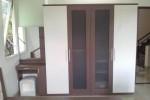 Tủ quần áo gỗ công nghiệp MFC 4 cánh nhà Anh Nam tại Gò Vấp, TPHCM