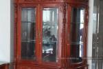 Tủ rượu gỗ tự nhiên nhà Chị Yến Quận 7, TP.HCM
