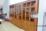 Tủ rượu gỗ Gõ đỏ nhà Anh Tuấn Quận 5, TP.HCM