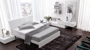 Giường ngủ gỗ công nghiệp MDF đẹp - 14