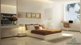Giường gỗ công nghiệp MFC đơn giản - 18