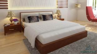 Giường 1m6 gỗ công nghiệp MDF - GCN 25