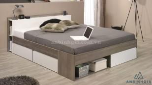 Giường gỗ MFC có ngăn kéo bên dưới - 25