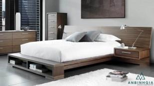 Giường ngủ đẹp gỗ công nghiệp MDF - 26