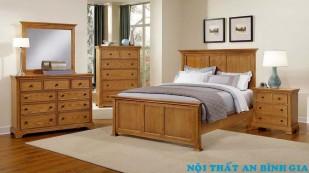 Phòng ngủ cổ điển 04
