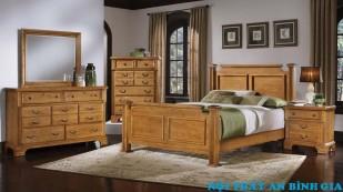 Phòng ngủ cổ điển 06