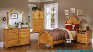 Phòng ngủ cổ điển 07
