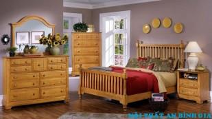 Phòng ngủ cổ điển 08