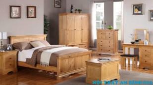 Phòng ngủ cổ điển 09
