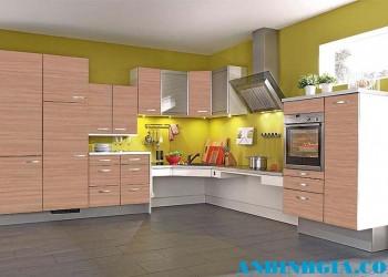 Tủ bếp cao cấp tại tphcm - MS 09