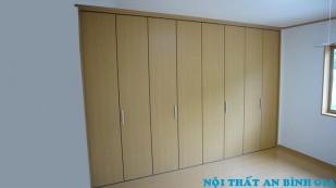 Tủ quần áo âm tường 03