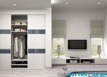 Tủ quần áo âm tường 13