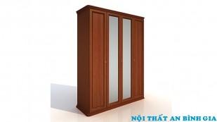 Tủ quần áo gỗ tự nhiên 40