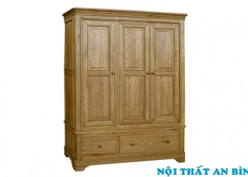 Tủ quần áo gỗ tự nhiên 14