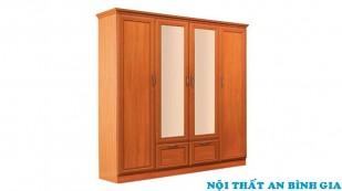 Tủ quần áo gỗ tự nhiên 39