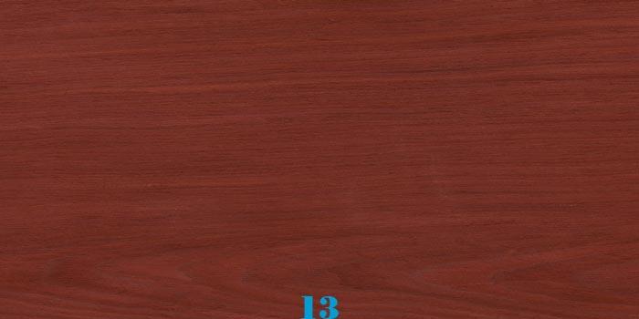 Bảng màu gỗ tự nhiên 13