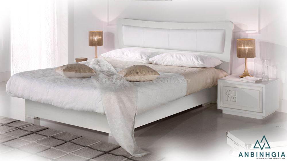Nội thất giường ngủ gỗ MDF - GCN 30