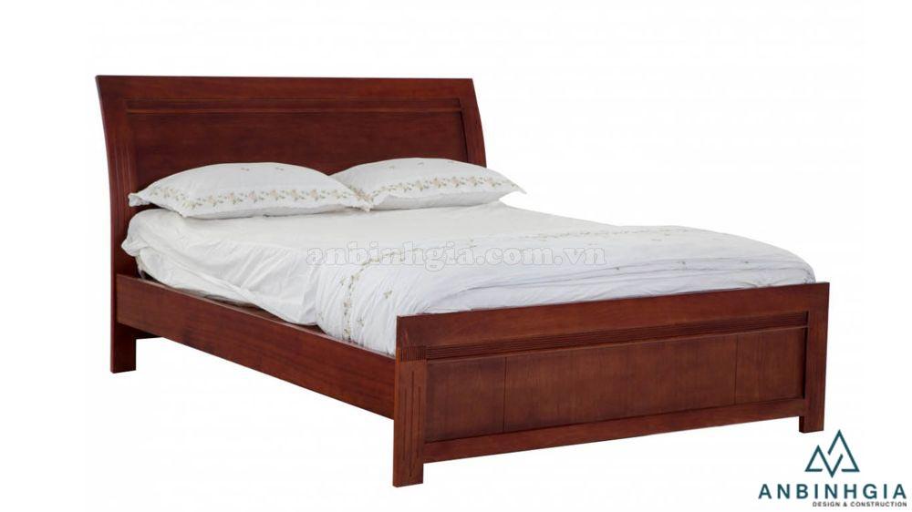 Giường ngủ 1m6 gỗ Xoan Đào - GTN 40