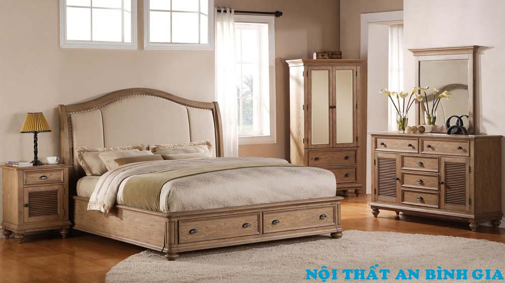 Phòng ngủ cổ điển 02