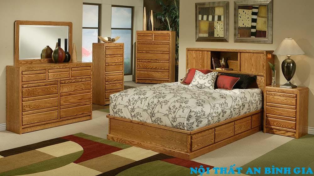 Phòng ngủ cổ điển 05