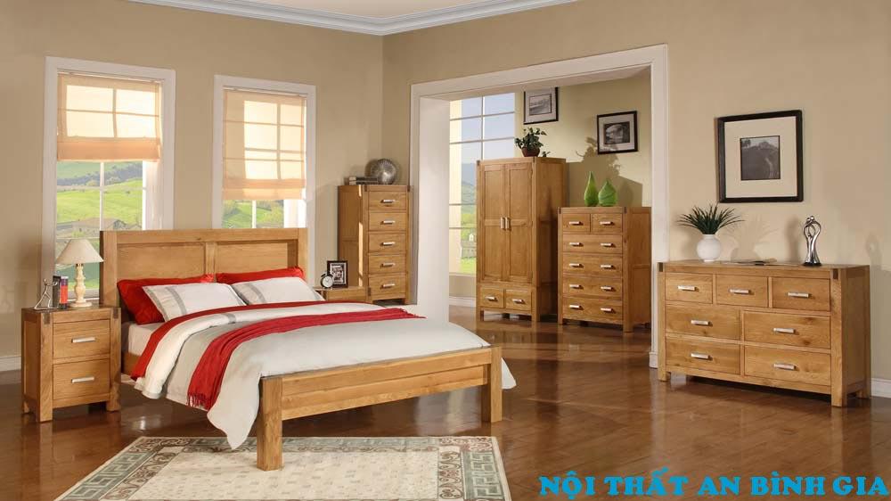 Phòng ngủ cổ điển 10
