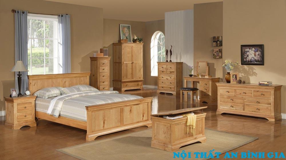 Phòng ngủ cổ điển 11