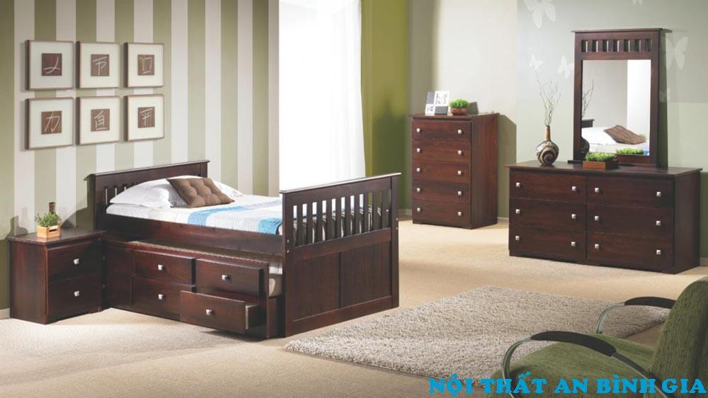 Phòng ngủ cổ điển 13