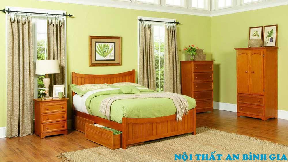Phòng ngủ cổ điển 15