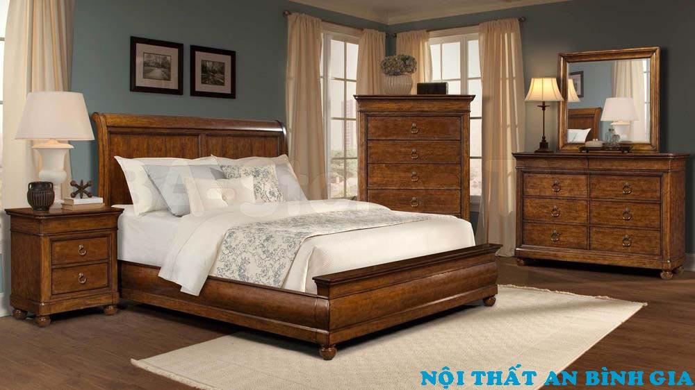 Phòng ngủ cổ điển 16