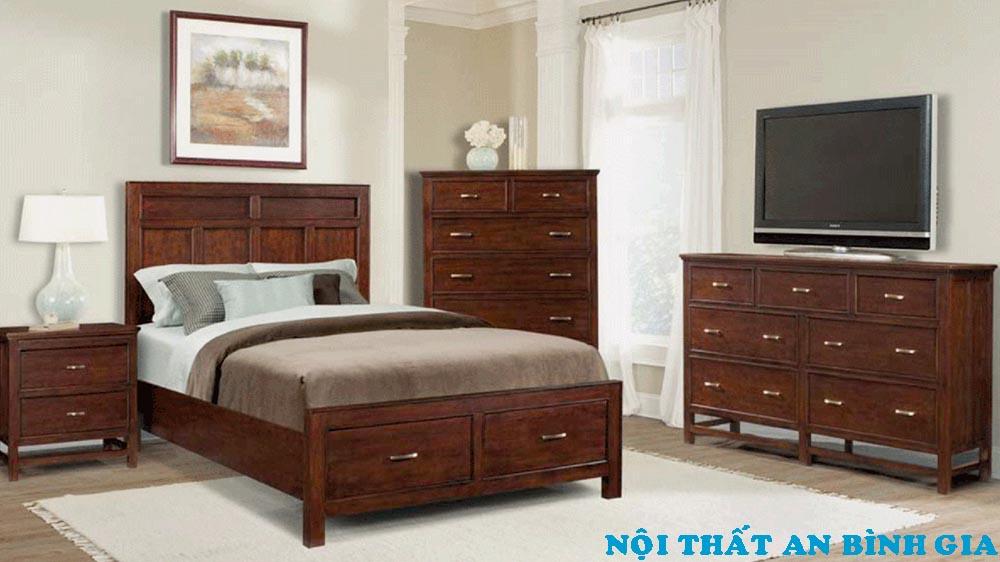 Phòng ngủ cổ điển 21