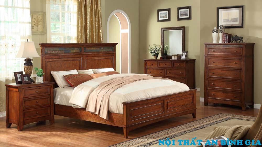 Phòng ngủ cổ điển 23