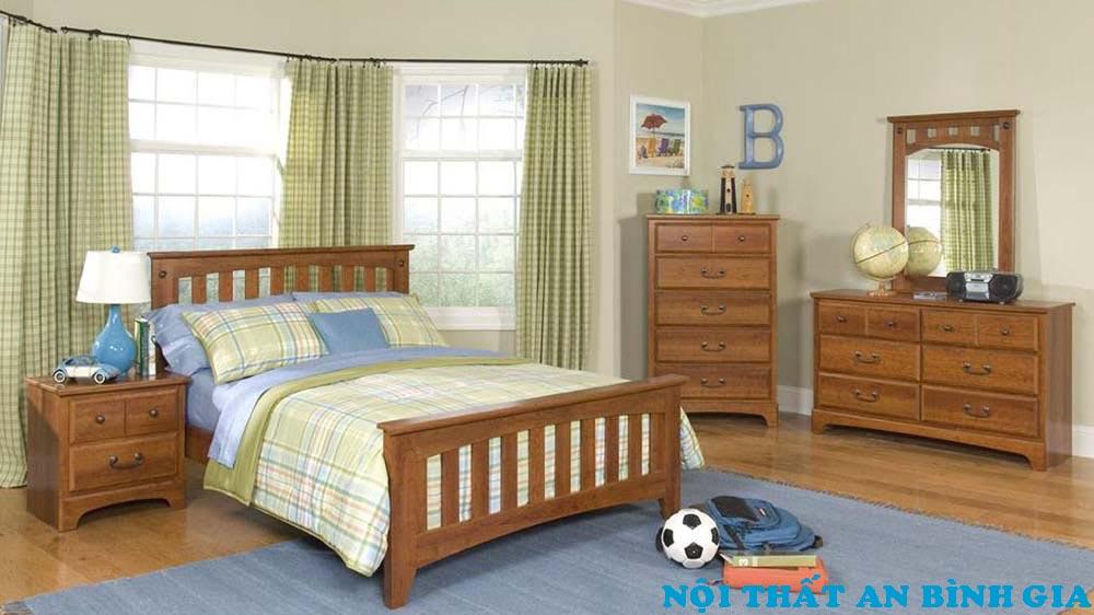 Phòng ngủ cổ điển 29