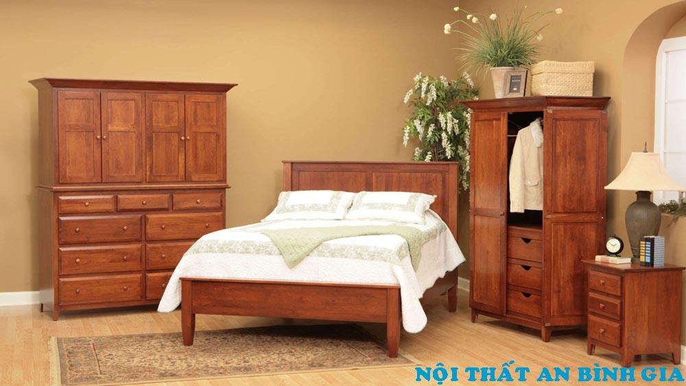 Phòng ngủ cổ điển 30