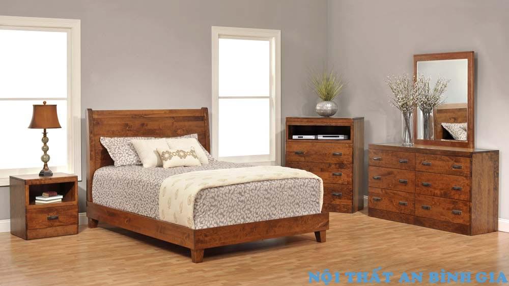 Phòng ngủ cổ điển 31