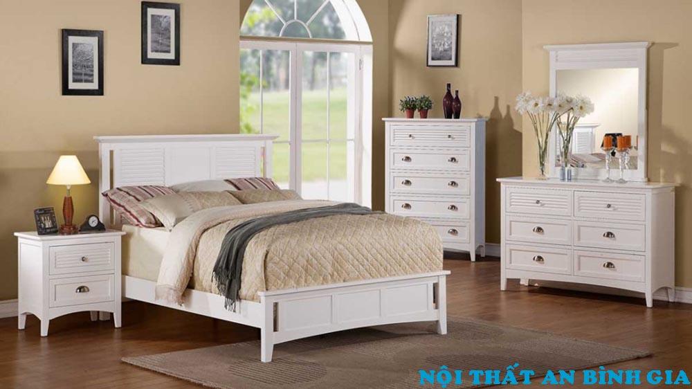 Phòng ngủ cổ điển 33