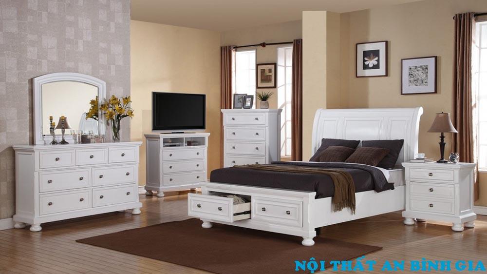 Phòng ngủ cổ điển 34