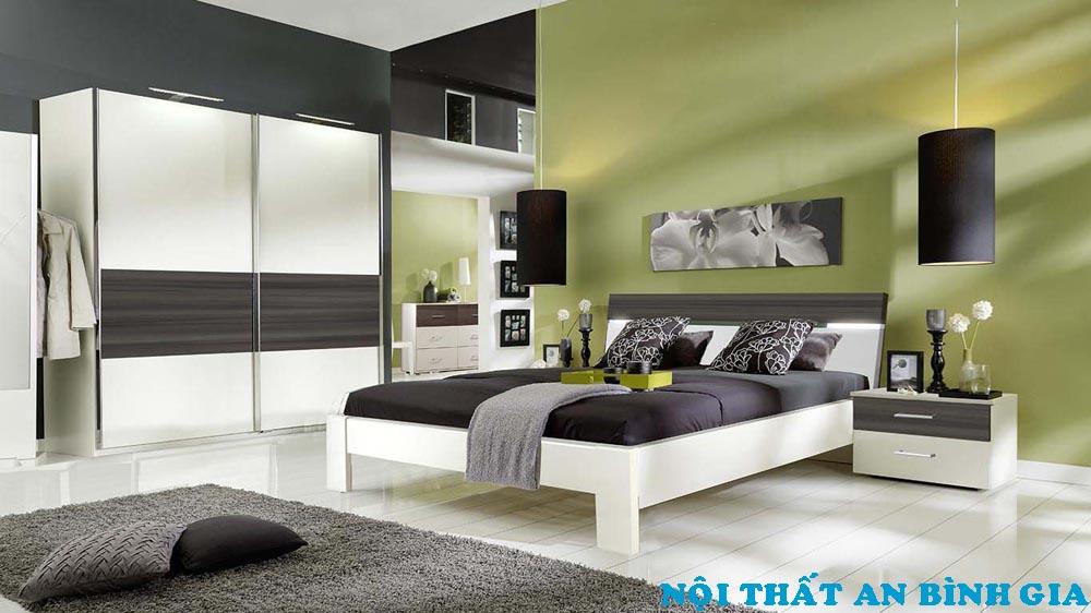 Phòng ngủ hiện đại 08